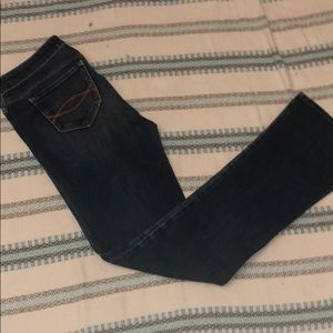 Abercrombie and Fitch skinny boot cut